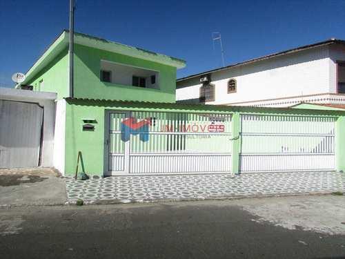 Sobrado, código 400400 em Praia Grande, bairro Caiçara