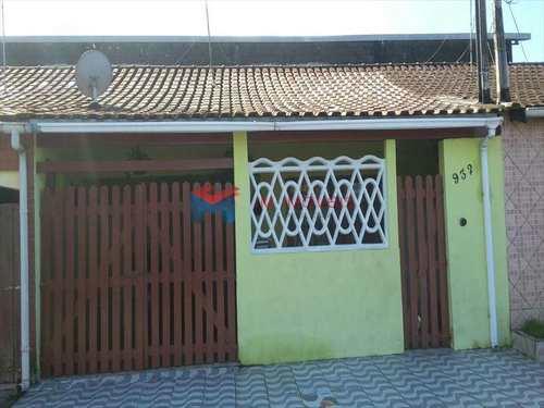 Casa, código 399600 em Praia Grande, bairro Caiçara