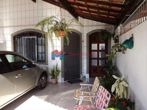Casa, código 400000 em Praia Grande, bairro Caiçara