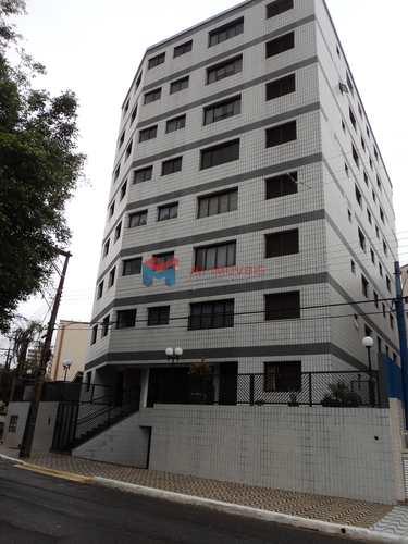 Apartamento, código 398600 em Praia Grande, bairro Caiçara