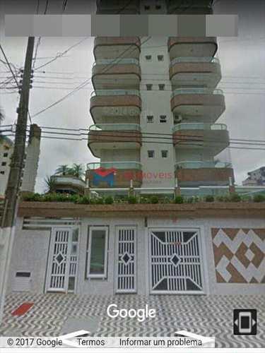 Apartamento, código 398700 em Praia Grande, bairro Caiçara