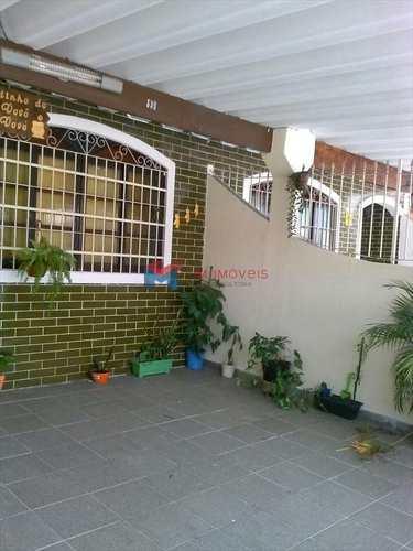 Casa, código 397200 em Praia Grande, bairro Caiçara