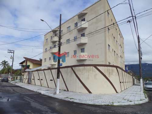 Apartamento, código 396500 em Praia Grande, bairro Caiçara