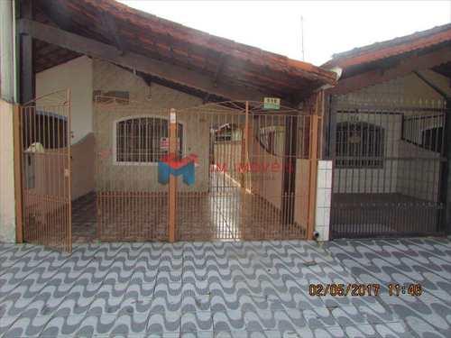 Casa, código 396300 em Praia Grande, bairro Maracanã