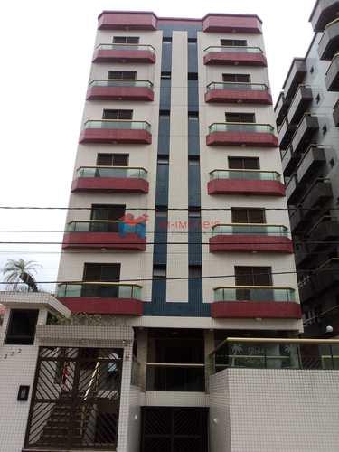 Apartamento, código 396000 em Praia Grande, bairro Caiçara