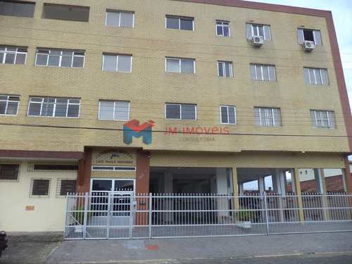 Apartamento, código 395300 em Praia Grande, bairro Caiçara