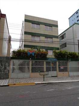 Apartamento, código 392500 em Praia Grande, bairro Guilhermina