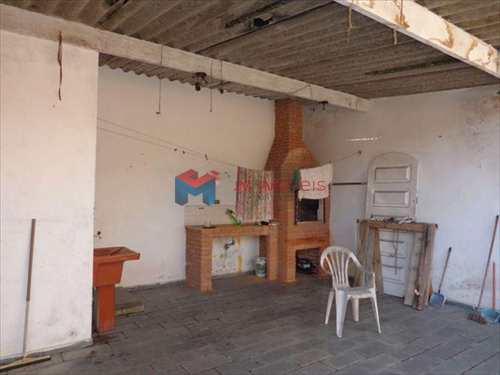 Casa, código 390800 em Praia Grande, bairro Guilhermina
