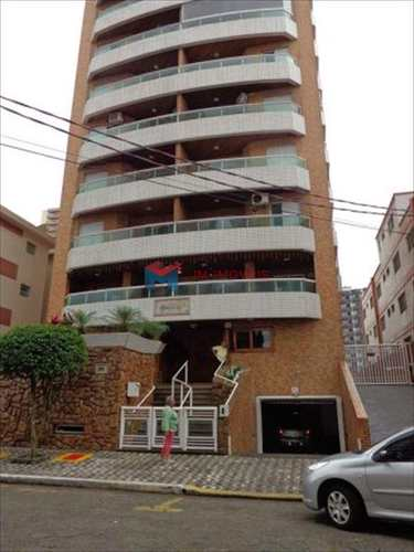 Apartamento, código 389600 em Praia Grande, bairro Guilhermina