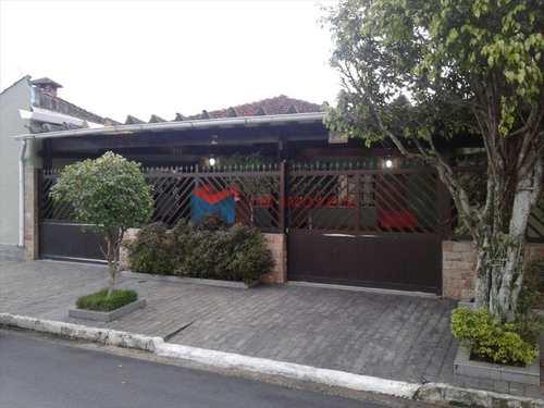 Casa, código 388700 em Praia Grande, bairro Caiçara