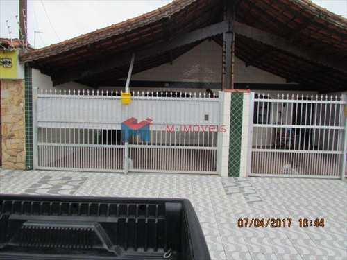 Casa, código 394900 em Praia Grande, bairro Maracanã