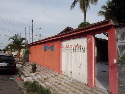 Casa, código 394700 em Praia Grande, bairro Caiçara