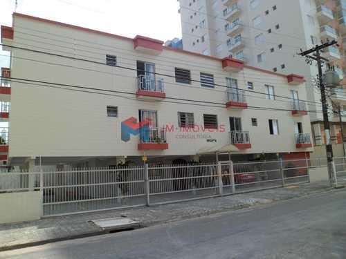 Apartamento, código 383700 em Praia Grande, bairro Caiçara