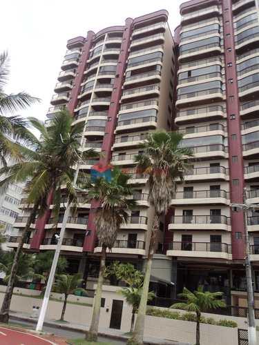 Apartamento, código 381600 em Praia Grande, bairro Caiçara