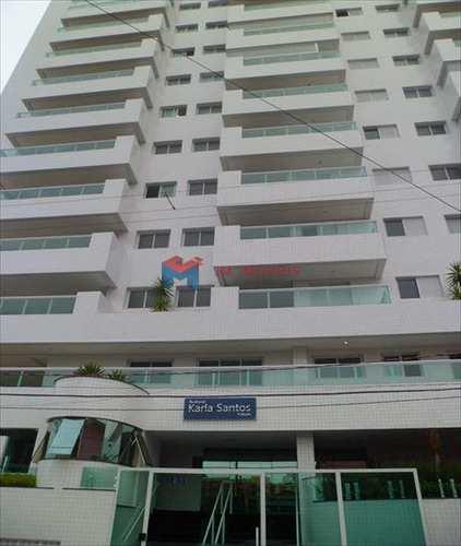 Apartamento, código 384900 em Praia Grande, bairro Caiçara