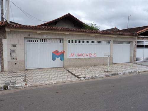 Casa, código 377000 em Praia Grande, bairro Maracanã