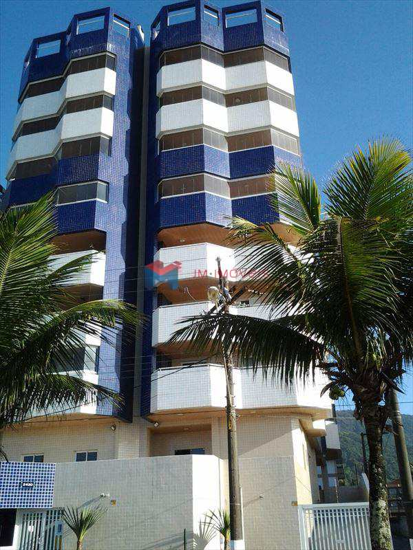 Cobertura em Mongaguá, bairro Jardim Marina
