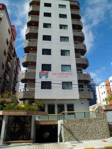 Apartamento, código 373400 em Praia Grande, bairro Caiçara