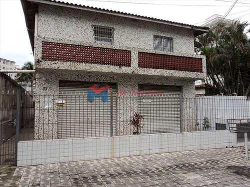 Casa, código 374400 em Praia Grande, bairro Caiçara
