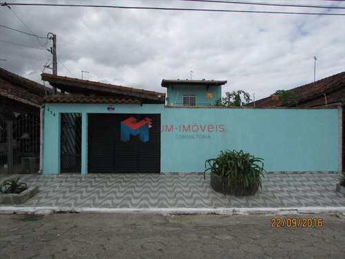 Casa, código 372500 em Praia Grande, bairro Maracanã