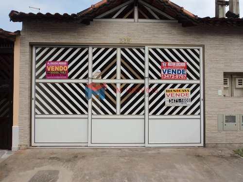 Casa, código 371800 em Praia Grande, bairro Real