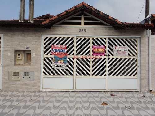 Casa, código 371700 em Praia Grande, bairro Real