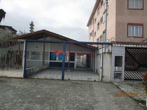 Casa, código 367101 em Praia Grande, bairro Caiçara