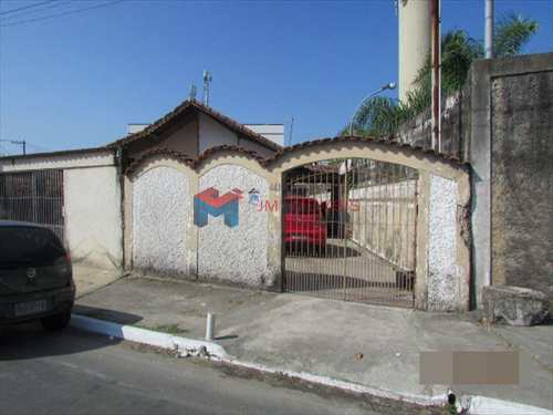 Casa, código 365301 em Praia Grande, bairro Caiçara