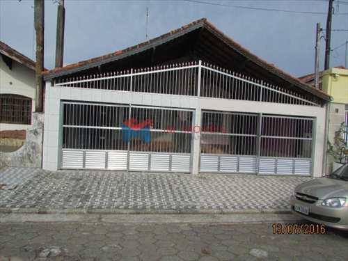 Casa, código 365101 em Praia Grande, bairro Caiçara
