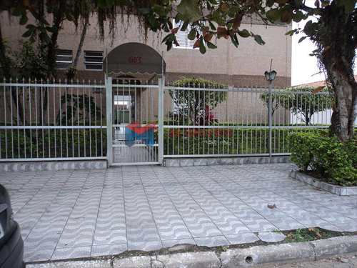 Apartamento, código 364501 em Praia Grande, bairro Maracanã