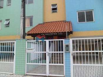 Apartamento, código 359501 em Praia Grande, bairro Caiçara