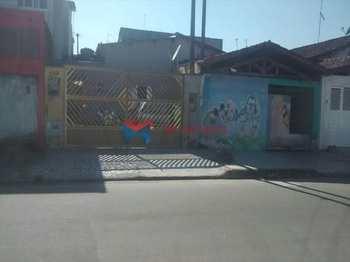 Casa, código 358901 em Praia Grande, bairro Melvi
