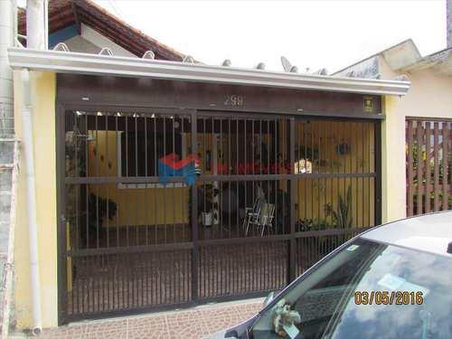 Casa, código 357901 em Praia Grande, bairro Maracanã