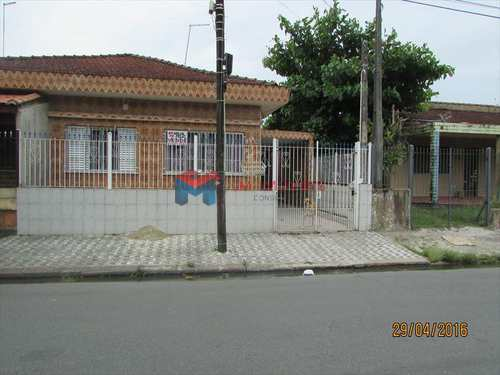 Casa, código 357801 em Praia Grande, bairro Caiçara