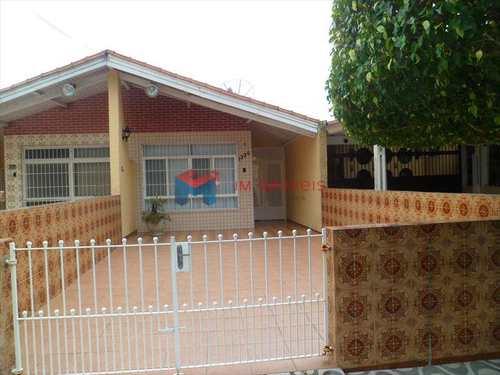 Casa, código 355601 em Praia Grande, bairro Caiçara