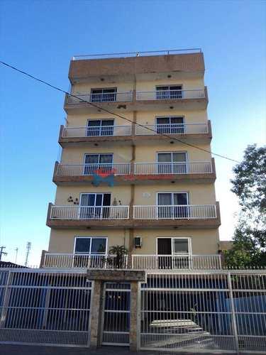 Apartamento, código 355201 em Praia Grande, bairro Caiçara