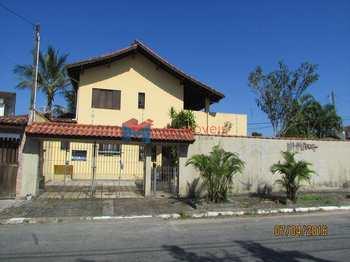 Sobrado, código 354901 em Praia Grande, bairro Caiçara
