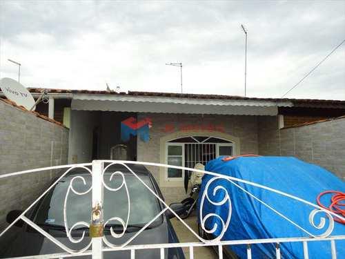 Casa, código 351801 em Praia Grande, bairro Caiçara