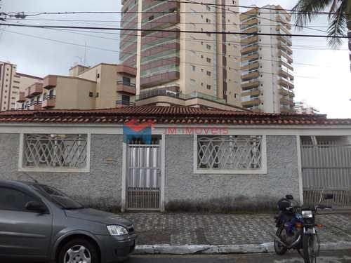 Casa de Condomínio, código 350001 em Praia Grande, bairro Caiçara