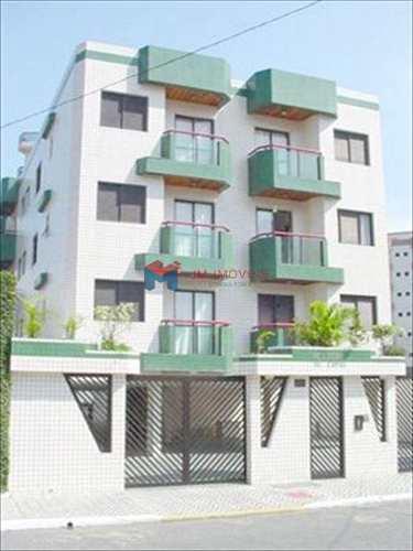 Apartamento, código 348801 em Praia Grande, bairro Caiçara