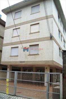Apartamento, código 348300 em Praia Grande, bairro Caiçara