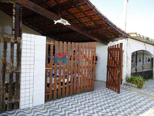Casa, código 347701 em Praia Grande, bairro Caiçara