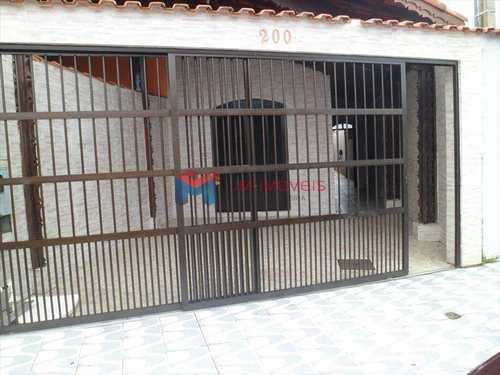 Casa, código 347101 em Praia Grande, bairro Jardim Imperador