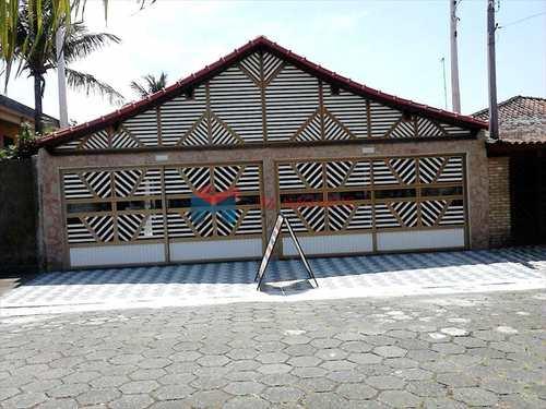 Casa, código 345600 em Praia Grande, bairro Caiçara