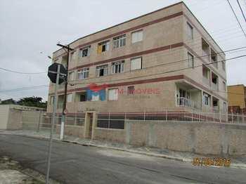 Apartamento, código 357701 em Praia Grande, bairro Caiçara