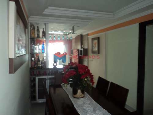 Apartamento, código 350801 em Praia Grande, bairro Caiçara
