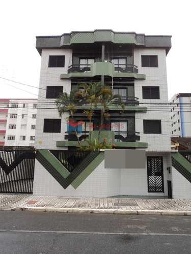 Apartamento, código 341800 em Praia Grande, bairro Caiçara
