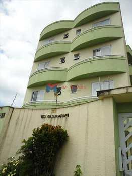 Apartamento, código 340401 em Praia Grande, bairro Caiçara