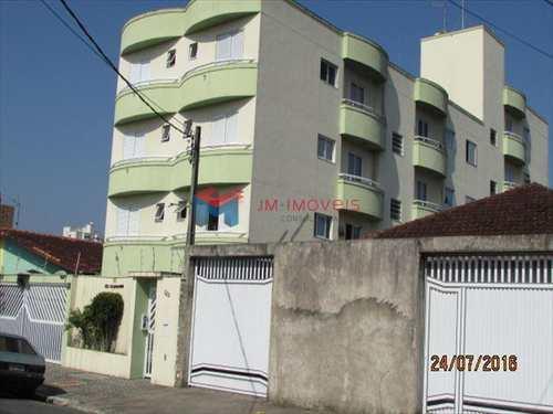 Apartamento, código 340301 em Praia Grande, bairro Caiçara