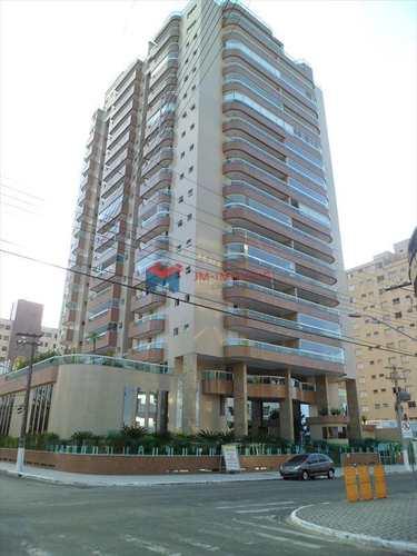 Apartamento, código 340101 em Praia Grande, bairro Caiçara